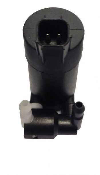 MONDEO WASHER PUMP 2003 ON TWIN OUTLET OVAL PLUG BRAND NEW