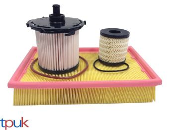 BRAND NEW FORD TRANSIT FILTER SERVICE KIT OIL AIR FUEL 2.2 RWD 2011 ON
