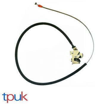 FORD TRANSIT MK6 MK7 REAR DOOR LOCK CABLE UPPER LEFT SIDE WITH LOCK MECHANISM