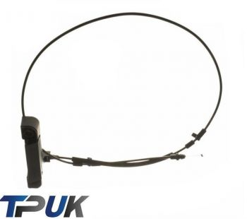 FORD TRANSIT LEFT LOADING SLIDING DOOR INNER HANDLE AND CABLE 2000-2014 SWB