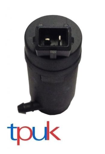 MONDEO WASHER PUMP 2000-2003 SINGLE OUTLET SQUARE PLUG