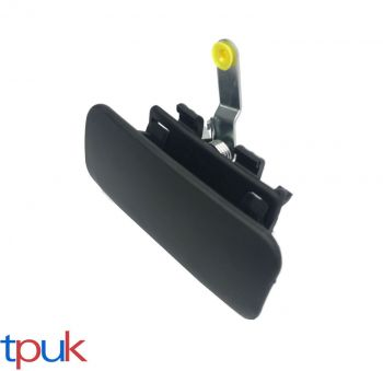 BRAND NEW OUTER FRONT DOOR HANDLE WITH BRACKET FORD TRANSIT MK6 MK7 LEFT