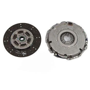 2 PIECE VALEO CLUTCH KIT FOR FORD TRANSIT MK8 CUSTOM 2.0 FWD ECOBLUE DISC PLATE