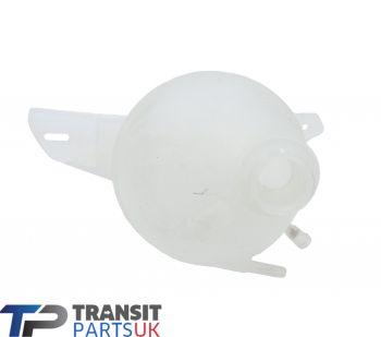 FORD TRANSIT MK8 + CUSTOM RADIATOR HEADER COOLANT BOTTLE TANK OVERFLOW