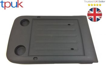 BRAND NEW FORD TRANSIT CONNECT REAR SEAT PLASTIC COVER CUP HOLDER TABLE 2002 ON