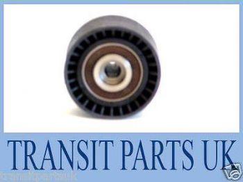 TRANSIT IDLER  FAN DRIVE BELT PULLEY  2006 ON 2.4 RWD