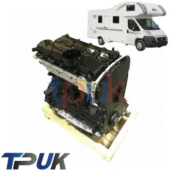 FIAT DUCATO 2.2 FWD EURO 4 CAMPERVAN ENGINE BRAND NEW