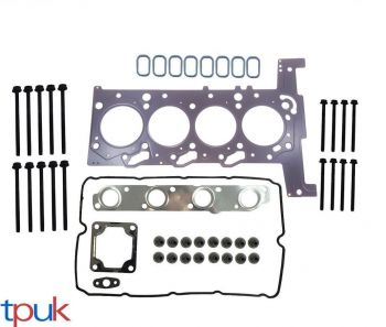 FORD TRANSIT MK7 2.2 HEAD GASKET SET 2006 ON FWD INCLUDING SET OF HEAD BOLTS