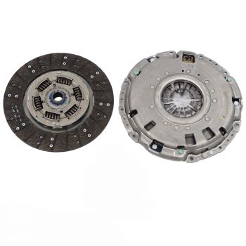 2 PIECE VALEO CLUTCH KIT FOR FORD TRANSIT MK8 2.0 RWD DISC PLATE 2016 ON ECOBLUE