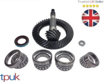 FORD TRANSIT AXLE REPAIR DIFF KITCROWN WHEEL & PINION BEARINGS 5.11 MK7 2006 ON
