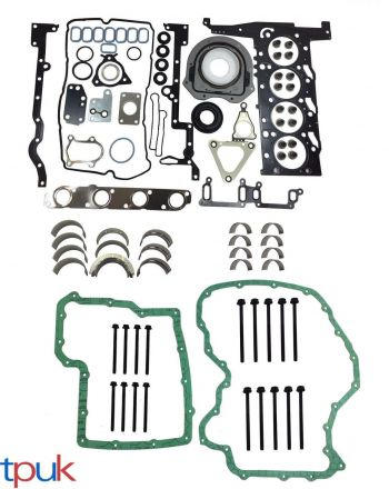 FORD TRANSIT 2.2 MK7/8 RWD COMPLETE ENGINE REBUILD SET & HEAD GASKET SET 2006 ON