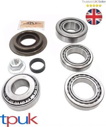 FORD TRANSIT 2.5 MK5 97 - 00 REAR AXLE DIFF PINION BEARING REPAIR KIT 5.13 4.63
