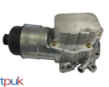 1.6 HDi OIL COOLER PEUGEOT 207, 307, 407 COMPLETE 90 110 PS BRAND NEW