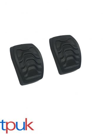 FORD TRANSIT MK8 + CUSTOM BRAKE AND CLUTCH PEDAL RUBBER PAD 2012 ON PAIR PER 2
