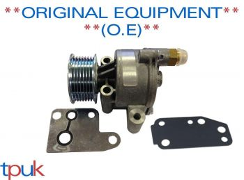 BRAND NEW  FORD TRANSIT VACUUM PUMP 2.4 RWD MK7 2006 ON WITH FREE GASKET
