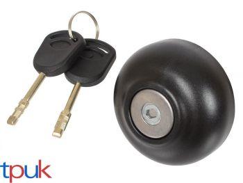FORD TRANSIT MK7 OE TYPE LOCKING FUEL CAP AND 2 KEYS DIESEL PETROL 2.2 2.4