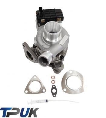 FORD TRANSIT MK7 MK8 + CUSTOM 2.2 FWD TURBO TURBOCHARGER 786880 EU5 + ACTUATOR