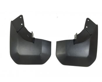 BRAND NEW FORD TRANSIT MK8 2014 ON REAR MUDFLAPS PAIR LEFT RIGHT