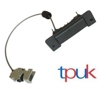FORD TRANSIT MK6 MK7 2000 - 2014 REAR DOOR LATCH LOCK CABLE HANDLE LOWER LH
