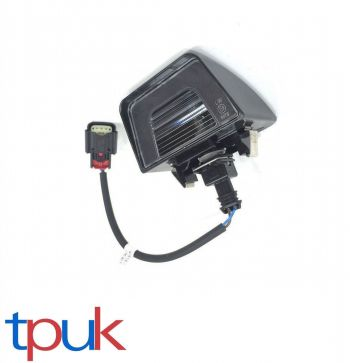 FORD TRANSIT MK8 TIPPER CHASSIS CAB NUMBER PLATE LAMP 2014 ON 1815613 FLAT BED