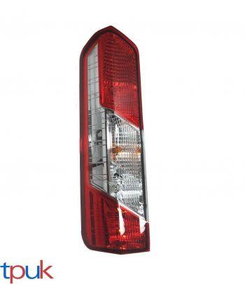 BRAND NEW FORD TRANSIT MK8 LEFT HAND N/S REAR LIGHT LAMP LENS 2014 ON