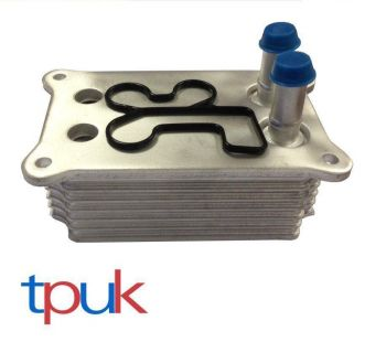 BRAND NEW OIL COOLER RADIATOR & GASKET FORD MONDEO MK3 2000-2007 2.0L 2.2L