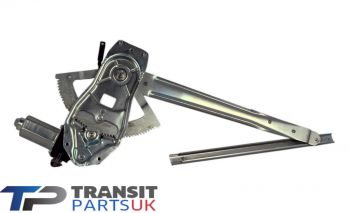 FORD TRANSIT MK7 ELECTRIC WINDOW WINDER REGULATOR & MOTOR 2006 - 2014 LEFT